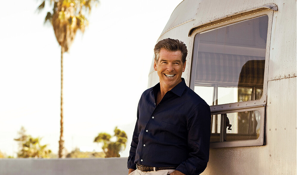 Pierce Brosnan Has Perfected His Twang