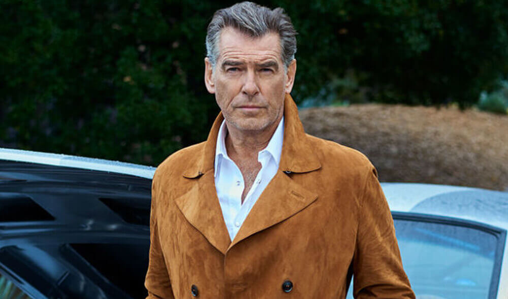 The Only Person Who Taught Pierce Brosnan About Fatherhood Was Himself