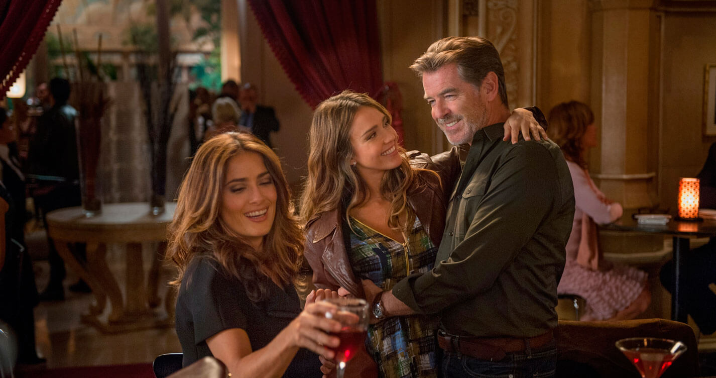 Los Angeles Plays Itself in Pierce Brosnan's 'How to Make Love Like an Englishman'