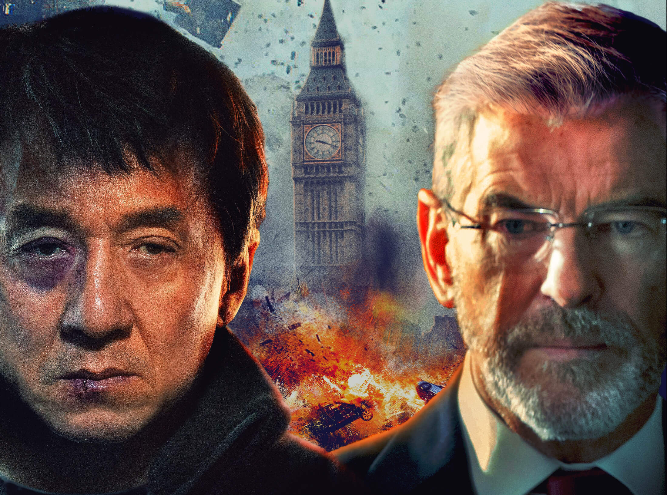The Foreigner Official Trailer Breaks 56 Million Views Worldwide In 48 Hours