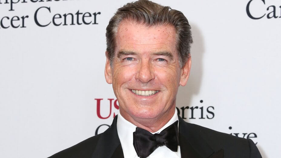 Berlin: Pierce Brosnan to Star in Heist Film 'The Misfits' (Exclusive)