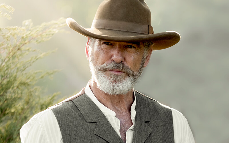 Pierce Brosnan's 'The Son' Gets Season 2 Ride On The Range From AMC