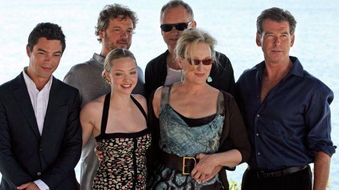 Pierce Brosnan talks about new thriller 'The Foreigner,' 'Mamma Mia!' sequel