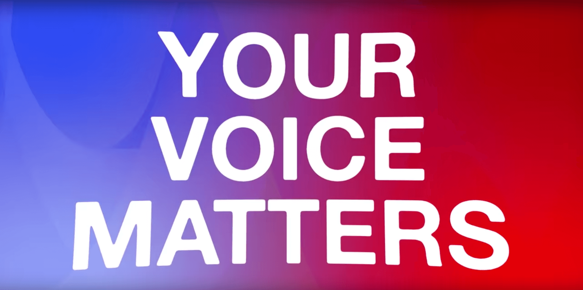 YOUR VOICE MATTERS – A short film by Paris Brosnan